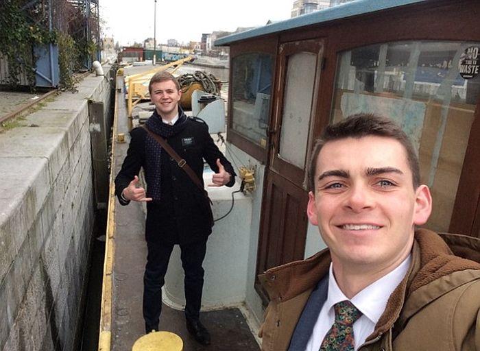 Американский мормон пережил три теракта (5 фото)