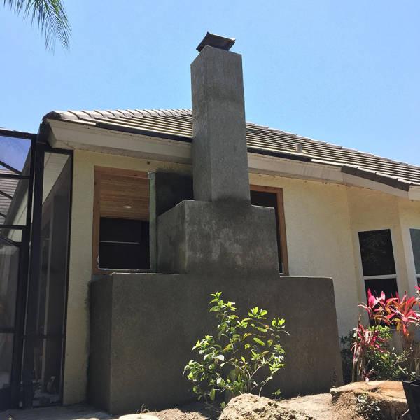 Идеальная зона мужского отдыха на крыльце собственного дома (25 фото)