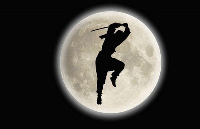 Правдивые и любопытные факты о японских воинах-ниндзя (25 фото)