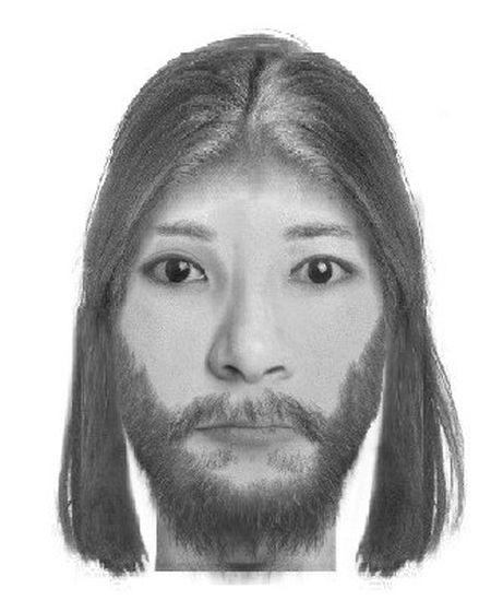 Фоторобот преступника из Бобруйска напомнил пользователям сети Иисуса Христа и Кончиту Вурст (3 фото)