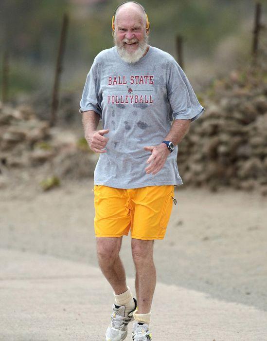 Как изменился ведущий Дэвид Леттерман за 33 года работы и один год пенсии (12 фото)