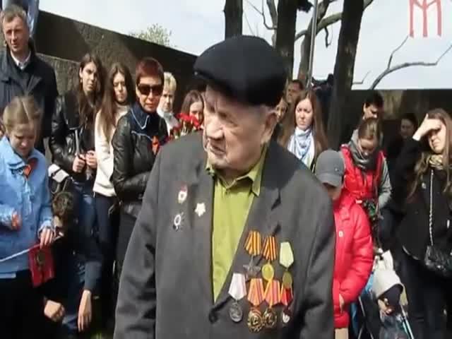 Сложный вопрос от ветерана Великой Отечественной войны