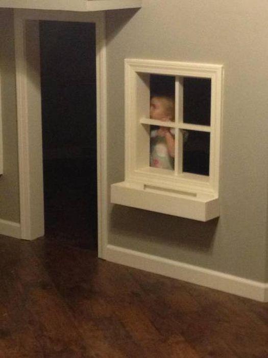 Домик для детей своими руками (24 фото)