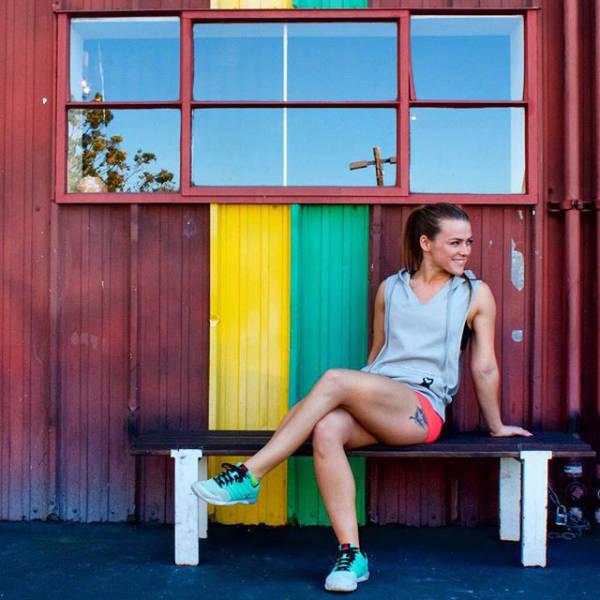 Спорт помог американке победить анорексию и встретить любимого человека (24 фото)