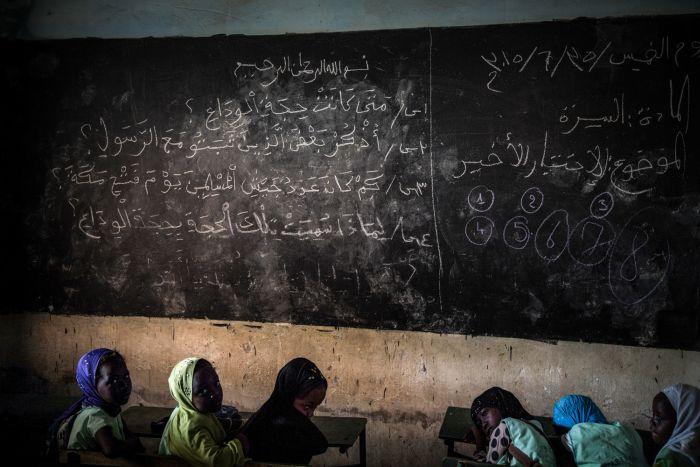 Религиозная школа Сенегала (19 фото)