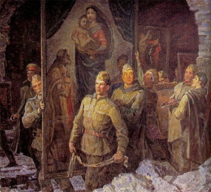Трофеи Великой Отечественной войны, доставшиеся СССР (7 фото)