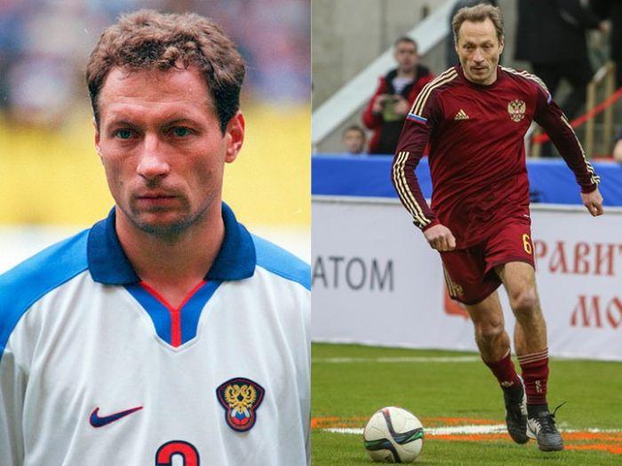 Игроки сборной России по футболу 17 лет спустя (14 фото)