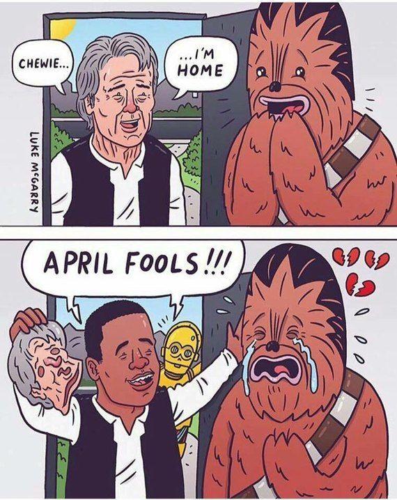 1 апреля в интернете