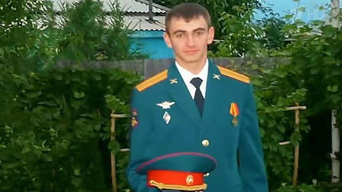 Героическая гибель российского наводчика под Пальмирой (9 фото)