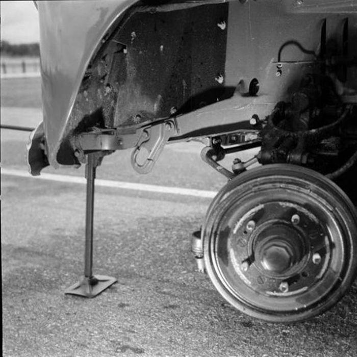 Успех ГАЗ М–20 «Победа» за рубежом (22 фото)