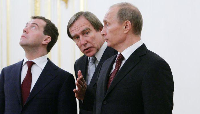 Офшоры окружения Владимира Путина на 2 млрд. долларов (4 фото + текст)