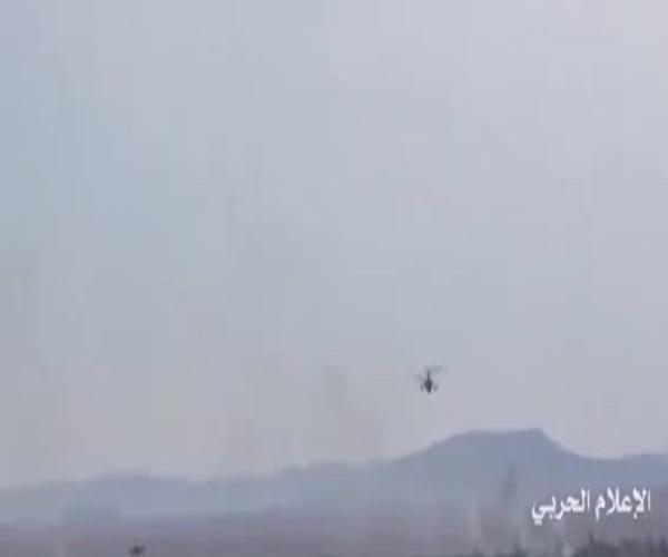 Первое видео боевого применения вертолета Ка-52