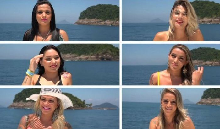 Бразильское реалити-шоу с одним парнем, одной девушкой и девятью трансгендерами (11 фото + видео)