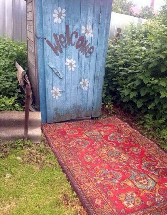 Такое можно увидеть только в России (50 фото)
