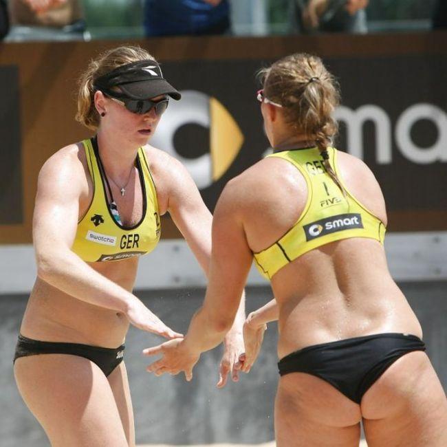 Причины, по которым мы любим женский спорт. Часть 2 (34 фото)