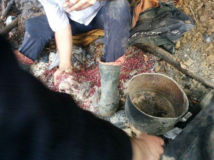 В Дагестане обнаружили блиндаж боевиков