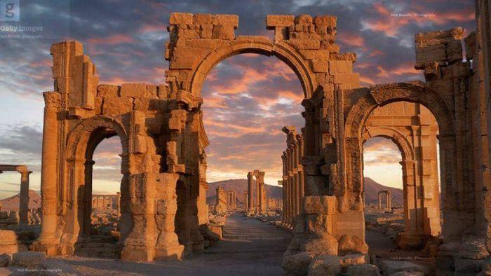 Фото довоенной Сирии (31 фото)