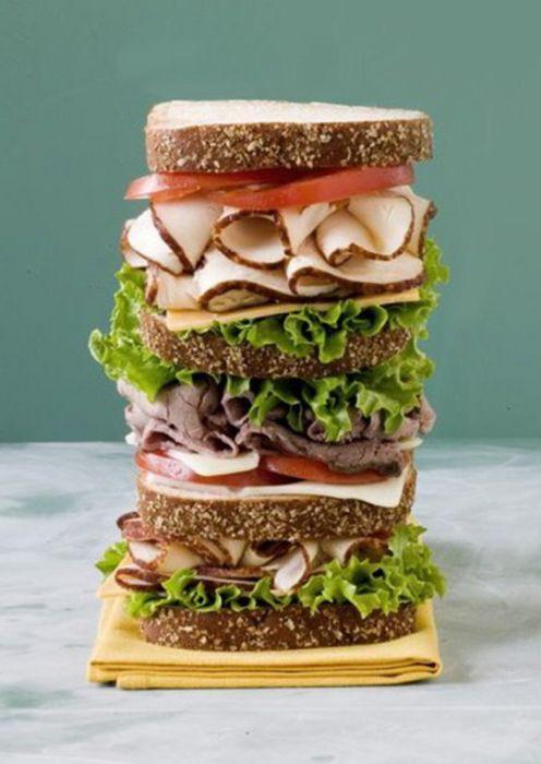 Как снимают еду для рекламы (20 фото)