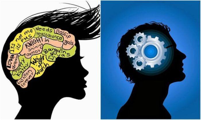 Повседневные вещи, которые мужчины и женщины делают по-разному (13 фото)