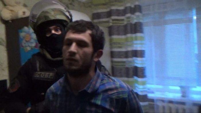 В Санкт-Петербурге задержан предполагаемый боевик ИГИЛ (3 фото)