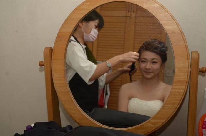 Плохой фотограф испортил свадьбу молодоженам (21 фото)