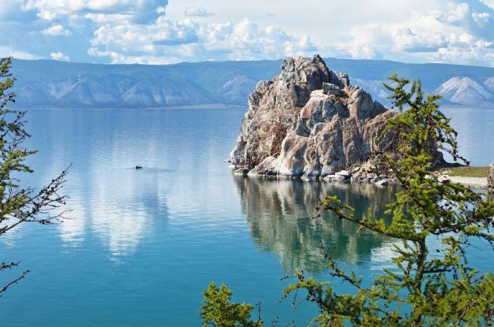 Красивейшие курорты России (10 фото)