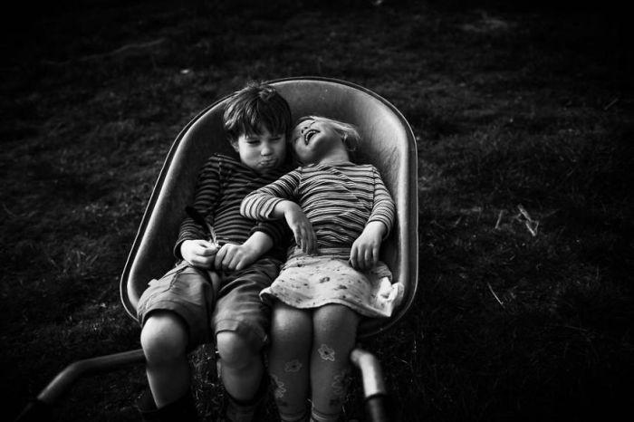 Детство, которое крадут современные гаджеты (27 фото)