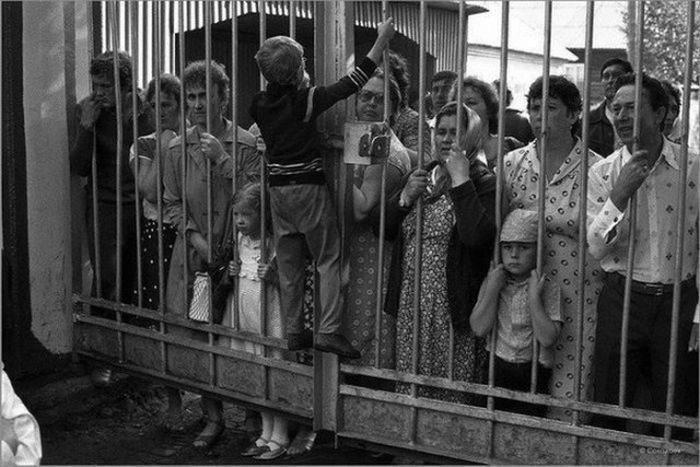Подборка редких фотографий со всего мира. Часть 55 (35 фото)