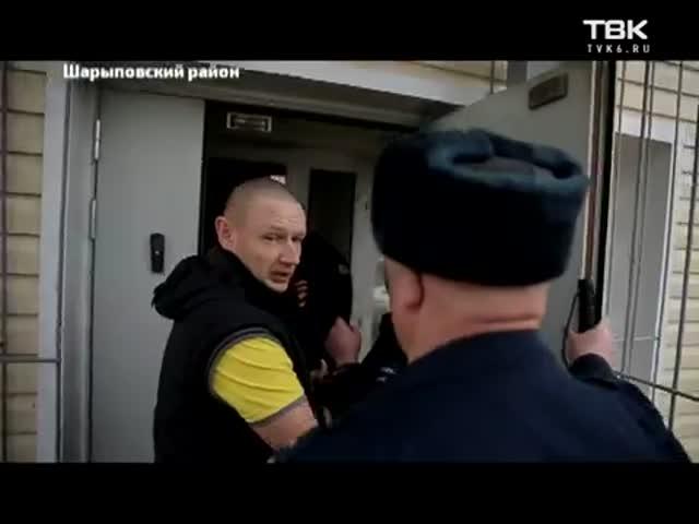 Житель Красноярского края, упрекнувший прокурора, полгода сидит в СИЗО