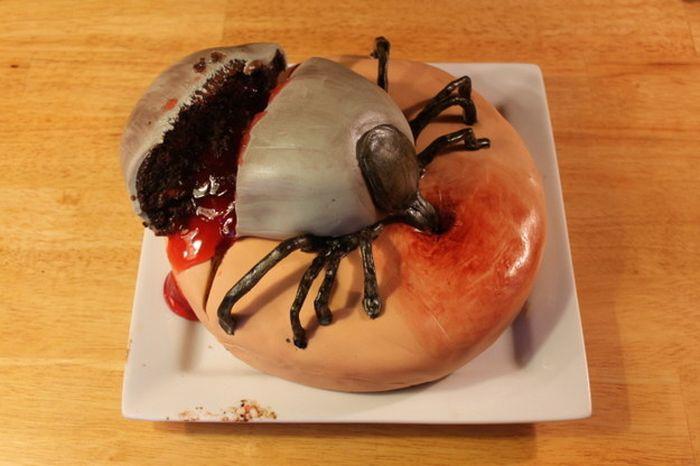 Отвратительные торты (11 фото)