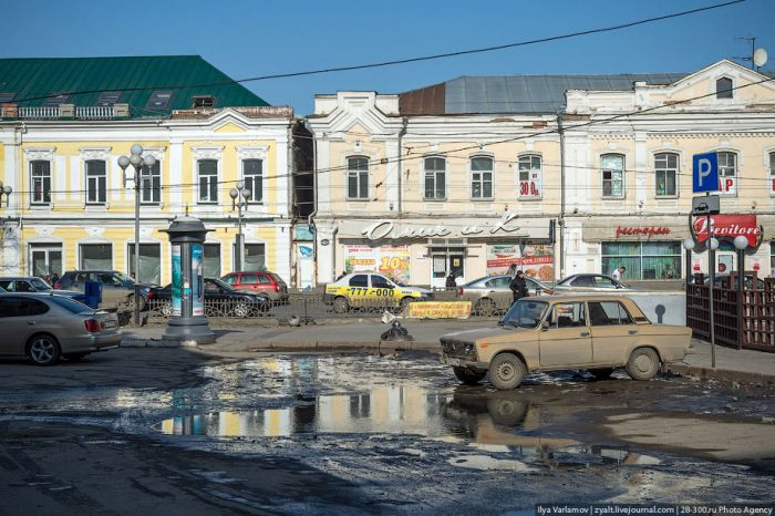 Омск во всей своей красе (17 фото)