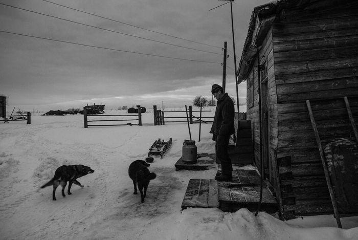 Жизнь за пределами цивилизации (19 фото)