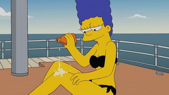 Сексуальные героини мультфильмов (18 фото)