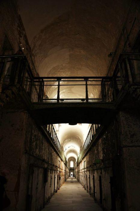 Восточная государственная тюрьма в Филадельфии - тюрьма, ставшая музеем (25 фото)