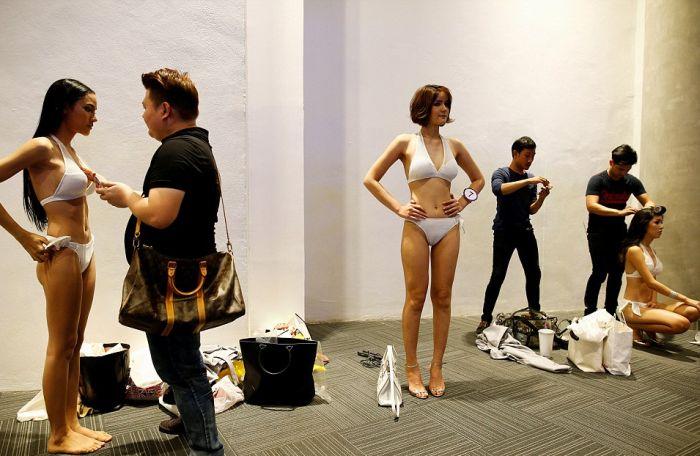 Транссексуалки в таиланде