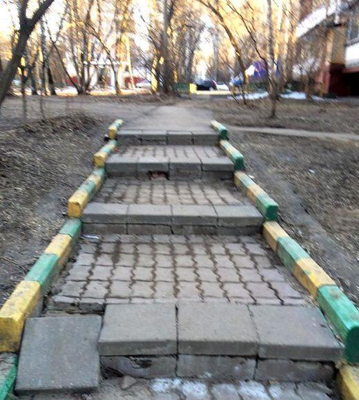 Как меняется Москва (2 фото)