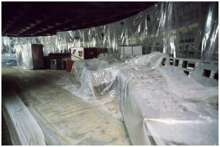 Редкие фото Чернобыльской АЭС (16 фото)