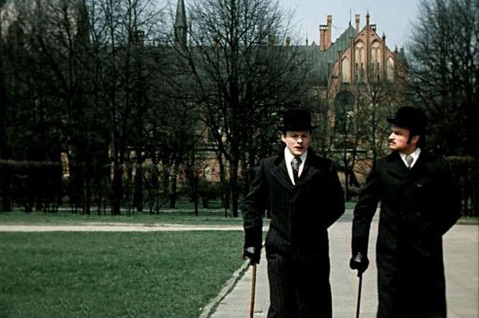 «Советская заграница» в известных фильмах (39 фото)