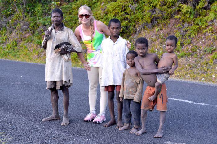 Меню жителей Мадагаскара, ежедневно питающихся на один доллар (14 фото)