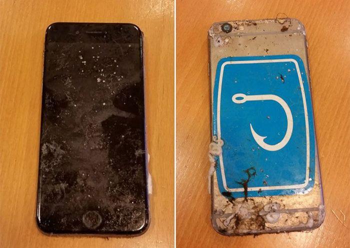 Apple поможет восстановить данные с «айфона» пропавшего подростка (3 фото)