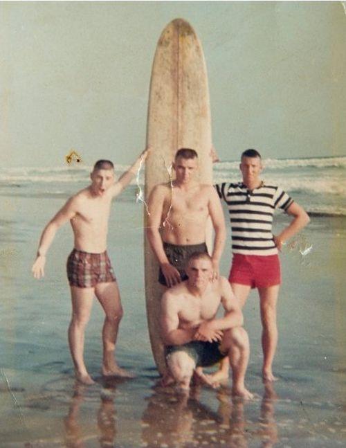 Ветераны войны во Вьетнаме воссоздали старое фото (2 фото)
