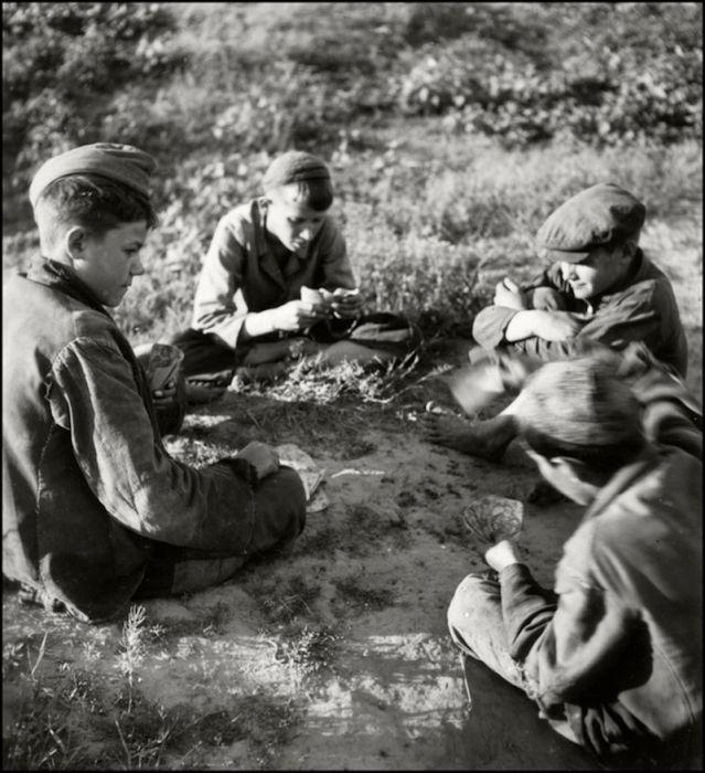 Оккупированная немцами Украина в фотографиях Герберта Листа (36 фото)