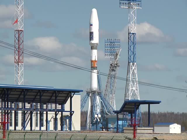 На космодроме Восточный состоялся первый запуск ракеты