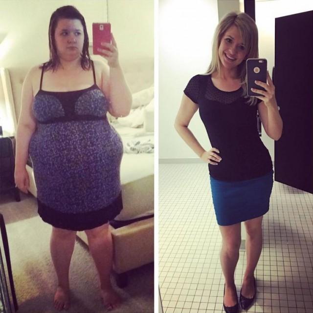 смотреть похудение преображение