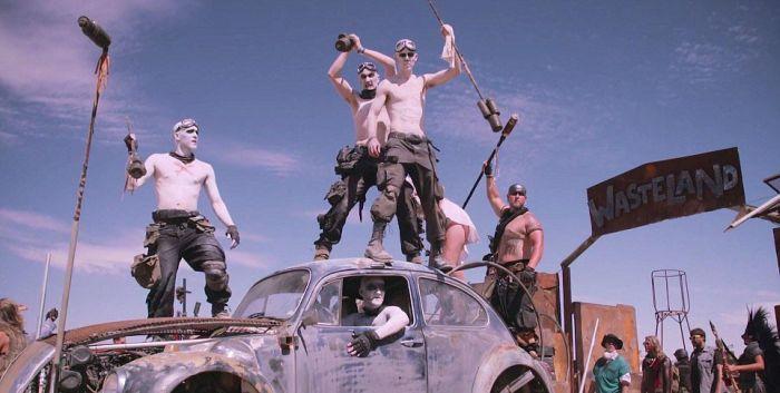 Wasteland Weekend - фестиваль фанатов постапокалиптики (18 фото)