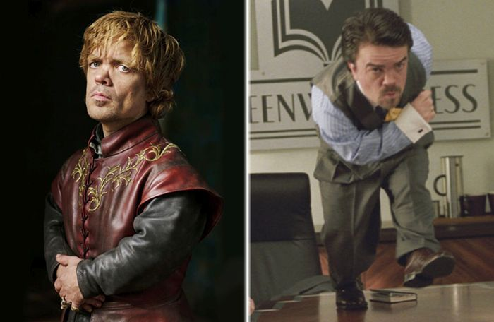 Предыдущие роли актеров сериала «Игра престолов»