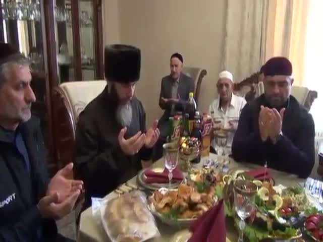В Чечне отпраздновали свадьбу племянника Рамзана Кадырова Хазмата Кадырова