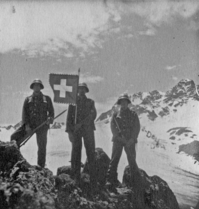 Страны, сохранившие нейтралитет во время Второй мировой войны (6 фото)