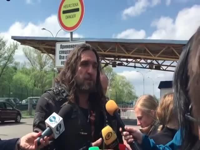 Александр «Хирург» Залдостанов отшил журналиста