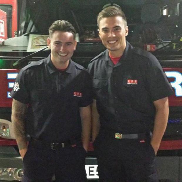 Ошибочная ставка на победу «Лестера» в чемпионате Англии принесла британским пожарным по 10 000 фунтов стерлингов (2 фото)